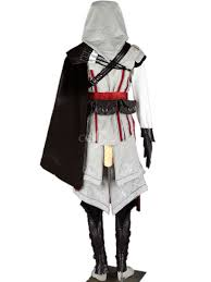 Assassins Creed Halloween Costumes Inspired Assassin U0027s Creed Ezio Halloween Cosplay Costume