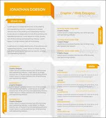 Modify Resume 30 Amazing Resume Psd Template Showcase Streetsmash