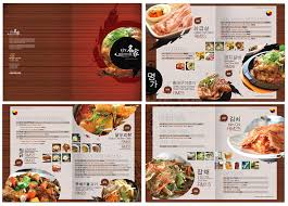 cara membuat brosur makanan contoh brosur makanan artikel tips informasi indonesia