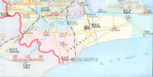 Map Of Shanghai The Layout Map Of Shanghai Suburbs Guide To Shanghai Tour