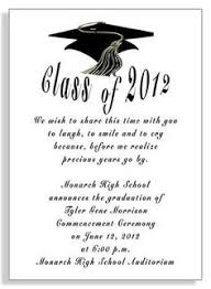 graduation invite graduation invite wording stephenanuno