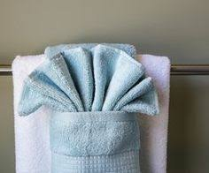 bathroom towel folding ideas 25 best decorative towels ideas on decorative