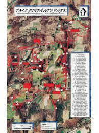 Upstate Ny Map 2014 Tall Pines Atv Park Upstate New York Ride Area Review Atv
