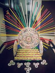 Simple Craft Ideas For Home Decor 186 Best Ganpati Decoration Ideas Images On Pinterest Homemade