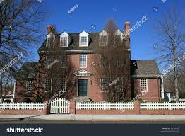 three story house vintage three story red brick house stock photo 2933858 shutterstock