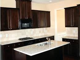 glass tile backsplash with dark cabinets stone kitchen backsplash dark cabinets stone backsplash ads texture