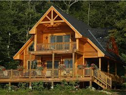 two story log homes vacation house plans 3 bedroom two story home design 010h 0016 3