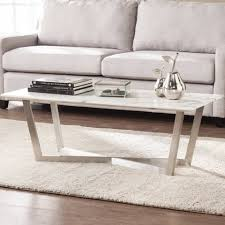 wayfair marble coffee table brayden studio rosenbalm faux marble coffee table reviews