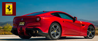 first ferrari buying a luxury car a good investment