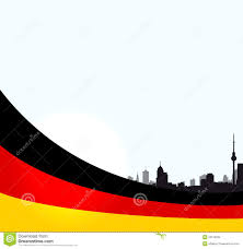 West German Flag Berlin Flag Stock Image Image Of West Land Federal 1114369