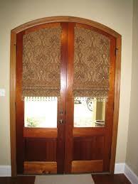 Half Window Curtains Front Door Window Treatments U2013 Whitneytaylorbooks Com