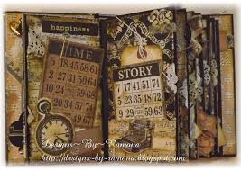 421 best mini albums vintage tutorials of others images on