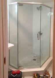 Neo Shower Door Framed Neo Angle Shower Doors 1 Ridgewood Closets