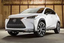 lexus used cars charlotte nc used 2015 lexus nx 200t suv pricing for sale edmunds