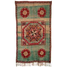 Octagon Rug 6 Moroccan Star Octagon Carpet For Sale At 1stdibs