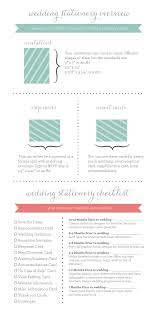 typical wedding program a stationery overview calligraphy giveaway every last detail