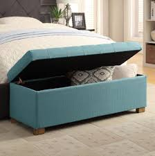 Ottoman Bedroom Storage Bench Foot Of Bed Ideas Throughout Ottoman Bedroom Decor