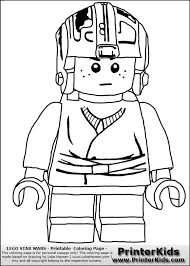 lego c3poskywalker coloring pages coloring
