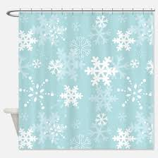 christmas shower curtains christmas fabric shower curtain liner