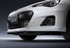 subaru brz front bumper subaru brz ra track ready u2013 infinite garage