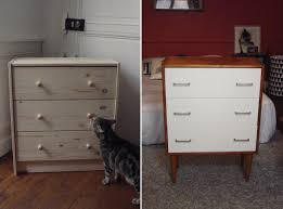 diy ikea hack fausse commode vintage pieds compas marg u0027s book