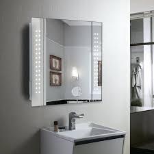 recessed built in bathroom mirror cabinet recessed built in