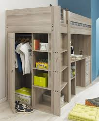 Bunk Beds With Desk Underneath Ikea Loft Bed With Desk Underneath Ikea Underneath Wheeled Chair Blue