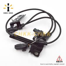 toyota corolla abs light on right front abs sensor 89543 12100 for toyota corolla altis 89543