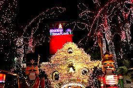 downtown riverside festival of lights