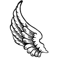 angel wings tattoo designs tattoos design picture polyvore