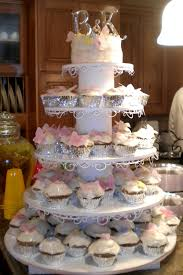 unique wedding cupcake stands images