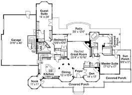 house plans country style rambling country style house plan 72496da