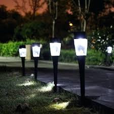 Outdoor Landscape Light Solar Powered Outdoor Landscape Lights Theaffluencenetworkbonus Club