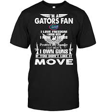 florida gator fan gift ideas i m a florida gators fan i love freedom i drink beer i have tattoos