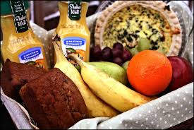 breakfast baskets kosher recipe make your own fresh and wholesome purim baskets