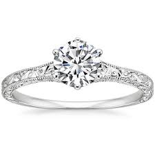 detailed engagement rings detailed engagement rings brilliant earth