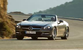2013 mercedes benz sl550 first drive u2013 review u2013 car and driver