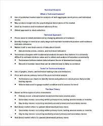 trend analysis report template excellent analysis report template and sles to inspire you vesnak