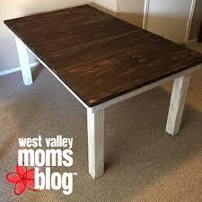 Farm House Table How To Make A