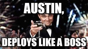 Austin Meme - austin congratulations meme on memegen