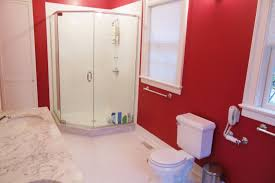Small Red Bathroom Ideas New Bathroom Designs Home Design Bathroom Decor