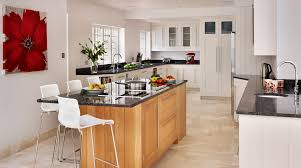 Shaker Style White Kitchen Cabinets by Shaker Style Kitchen Picgit Com