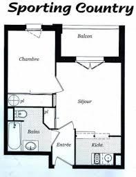 chambre t1 les appartements t1 bis