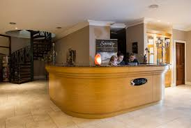 review the serenity elemis spa at gweedore court hotel bam