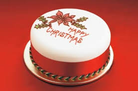 Christmas Cake Decorations Without Icing cake decoration without icing cakedecoration