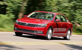 passat volkswagen 2016 2016 volkswagen passat 1 8t sel tested u2013 review u2013 car and driver