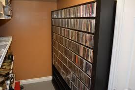 cd storage the horror