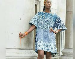 carla original mix ankara dress african clothing african dress