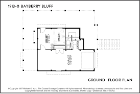1913 0 flr0 outerbanks builder plans the coastal cottage company