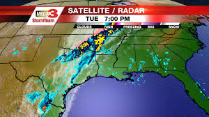 Radar Weather Map Stormteam 3 Weather Ktbs Com